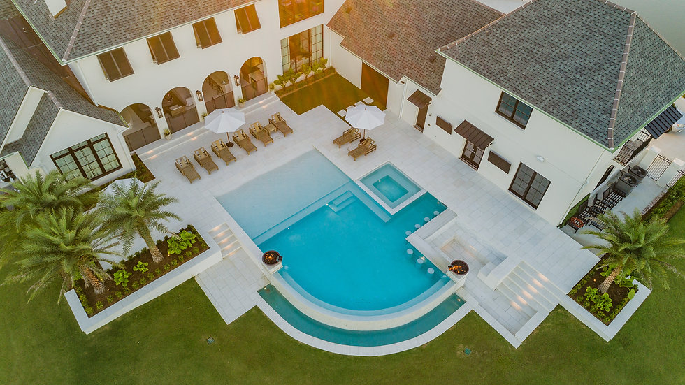 Residential Pools Baton Rouge