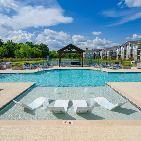 Multi-Family Commercial Pool | Gonzales, LA