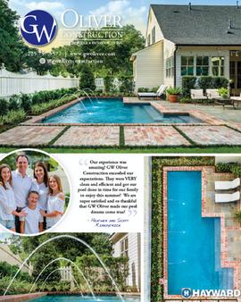 Luxury Pool Construction