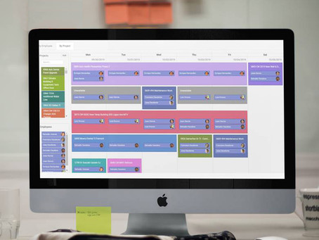 How to upgrade crew scheduling: replacing the white board