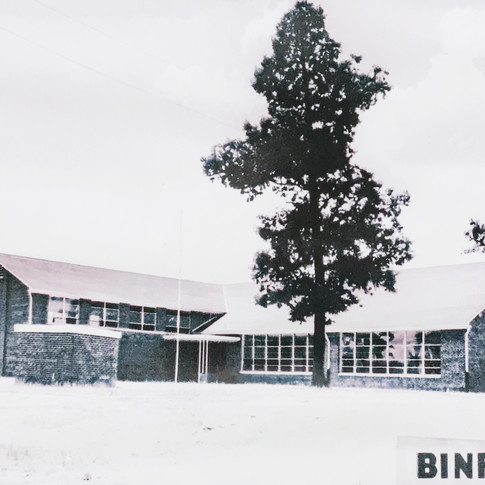 Blount County Schools display collection