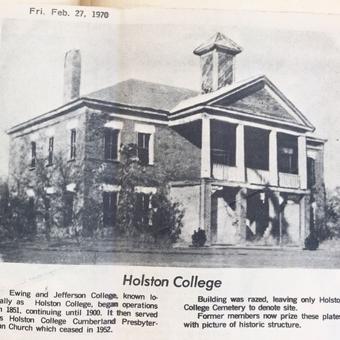 Photo from The Daily Times, February 27, 1970