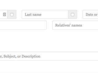 Genealogy Gophers website