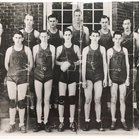 Walland High School basketball, 1944-1945