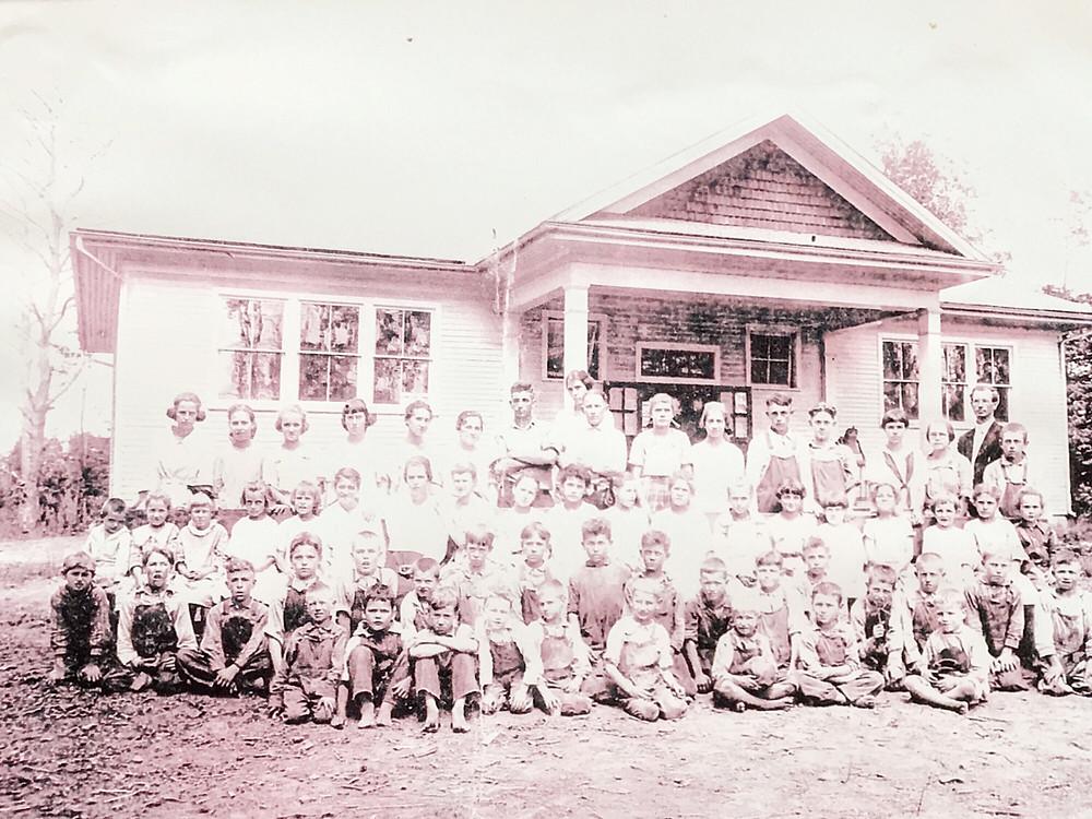Simmons Schools, Blount County