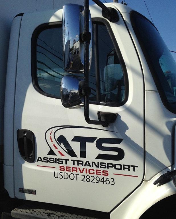 Assist Transport Truck