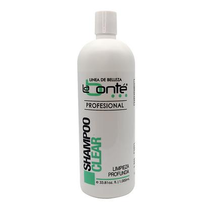 Shampoo Clear Limpieza Profunda