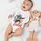 Thumbnail: Body Comprido Bebê - Linha Lula Arte João Pinheiro