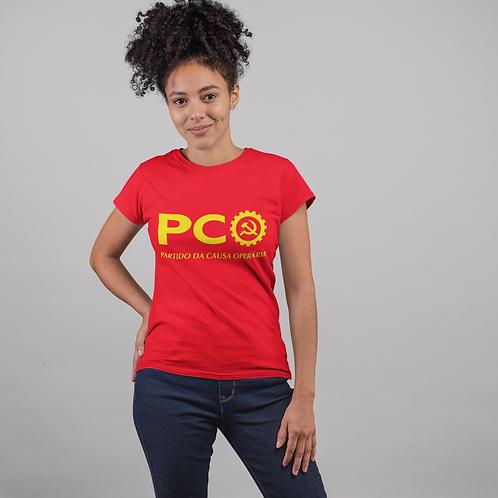 Camiseta PCO