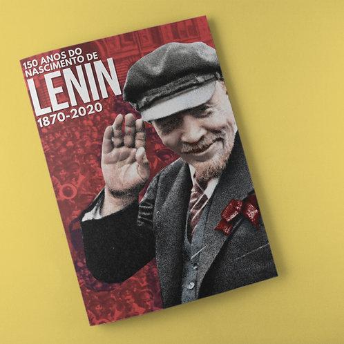 Poster A3 - Linha 80 anos assassinato Trotsky horizontal emoldurado