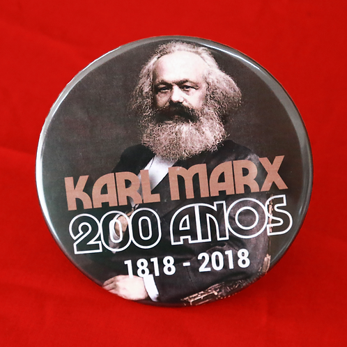 Display Karl Marx 200 anos