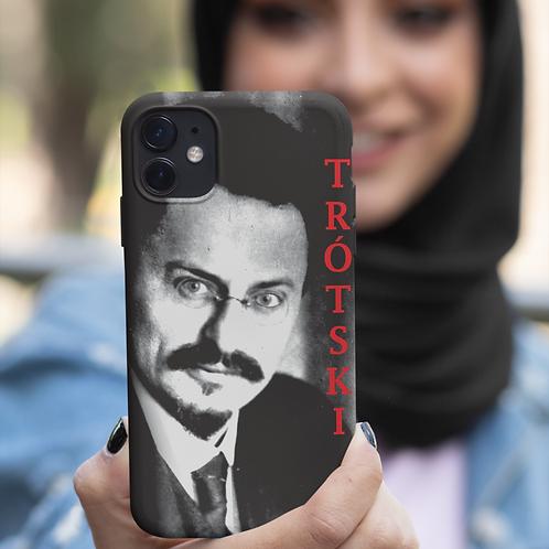 Capinha De Celular - Linha Trotski frases