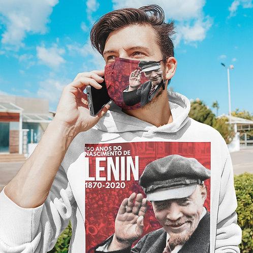Máscara - Lenin 150 anos