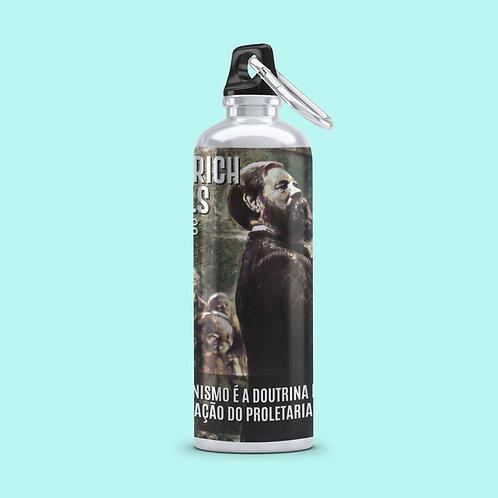 Squeeze Copo Tampa Plastico -   Linha 200 anos Engels