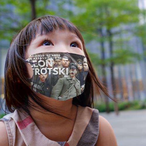 Mascara Infantil -  Linha 80 anos do assassinato de Trótski