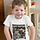 Thumbnail: Camiseta Infantil Manga Curta -    Linha Trótski 80 anos do assassinato
