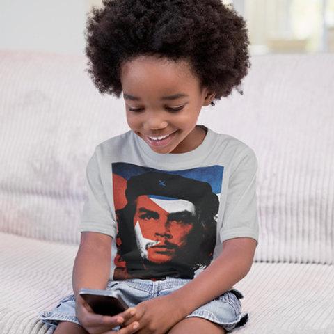 Camiseta Infantil Manga Curta -   Linha che collor