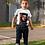 Thumbnail: Camiseta Infantil Manga Curta -   Linha che collor