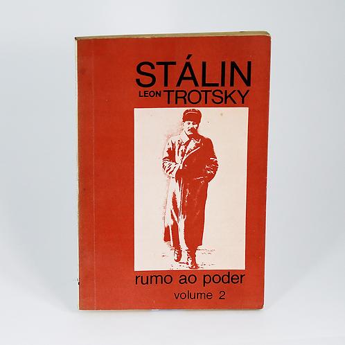 """Livro """"Stálin - Vol 2"""" por León Trotski"""