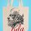 Thumbnail: Bolsa Simples - Linha Lula Arte João Pinheiro