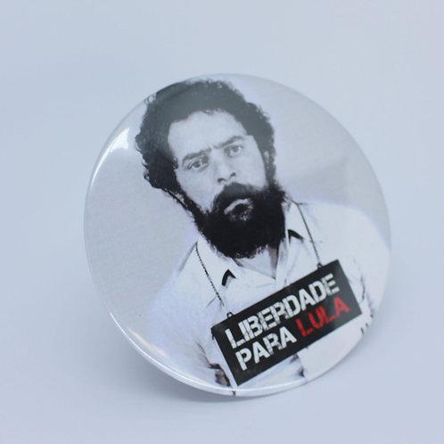 Display Liberdade para Lula