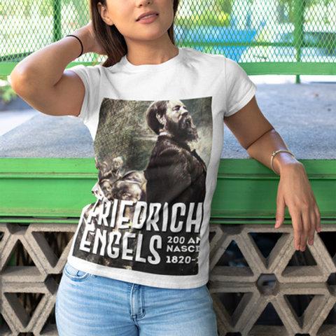 Camiseta -    Linha 200 anos Engels