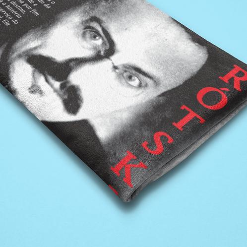 Toalha De Banho - Linha Trotski frases