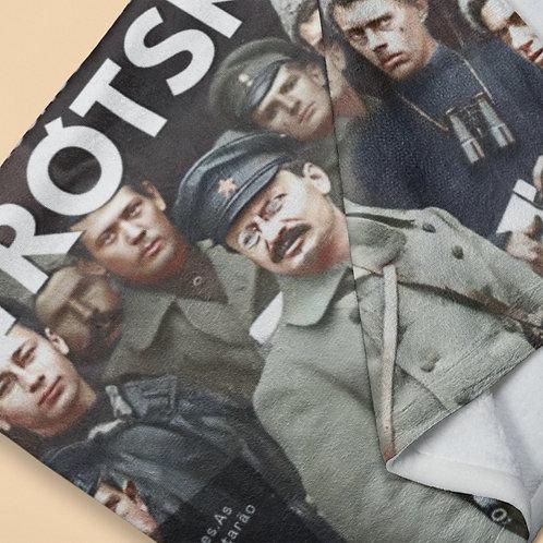 Toalha - Linha 80 anos do assassinato de Trótski