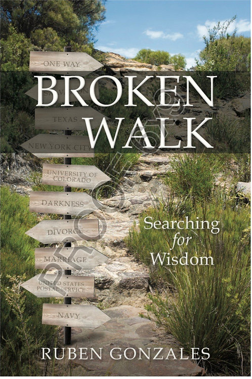 Broken Walk: Searching for Wisdom Soft Cover