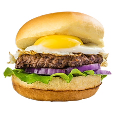 What the Egg Burger