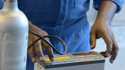 Gas Monitor Calibration