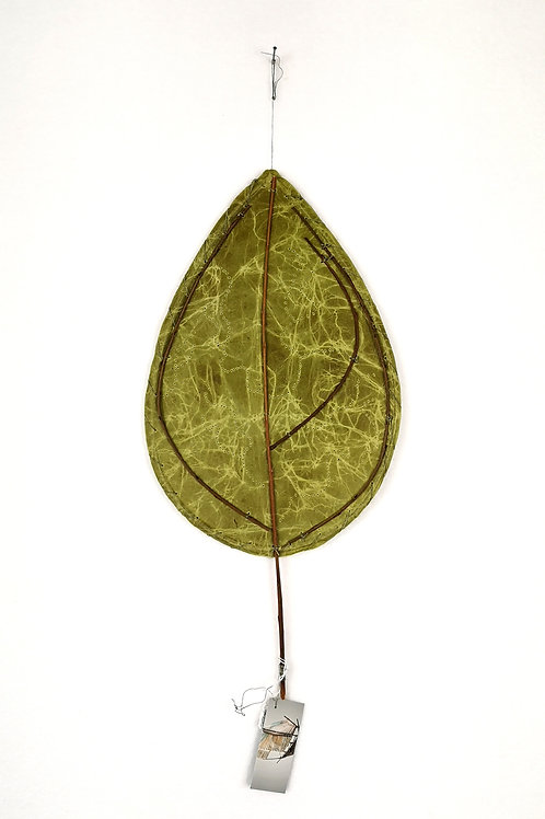 Hanging Sculpture- Leaf