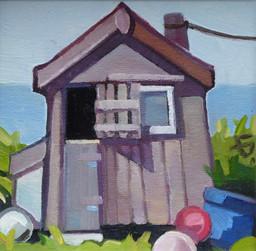 little fishing hut 5x5in 2
