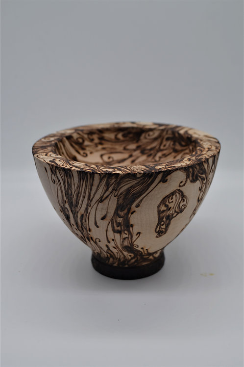Pirmitive Woodland Line- Bowl