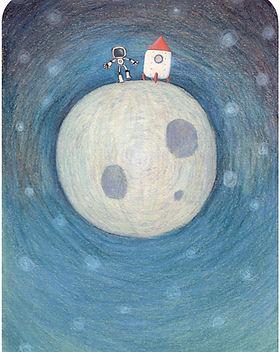man on moon 2 - the grey earl, rocket, s