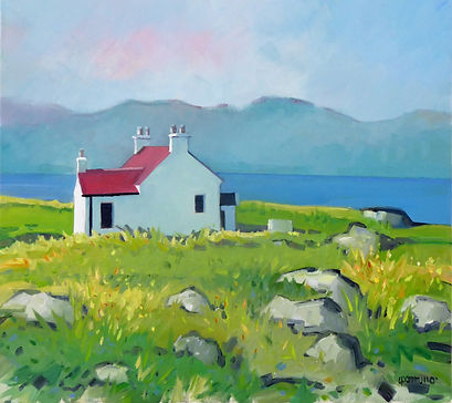 WEST COAST CROFT 51x56cm.JPG