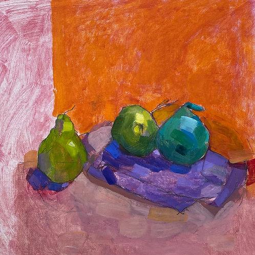 (SOLD)  Summer Fruit II
