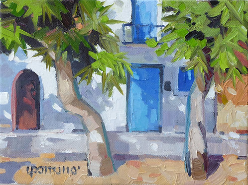 Blue Door Spain SOLD