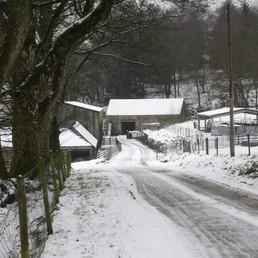Shelter, Comrie