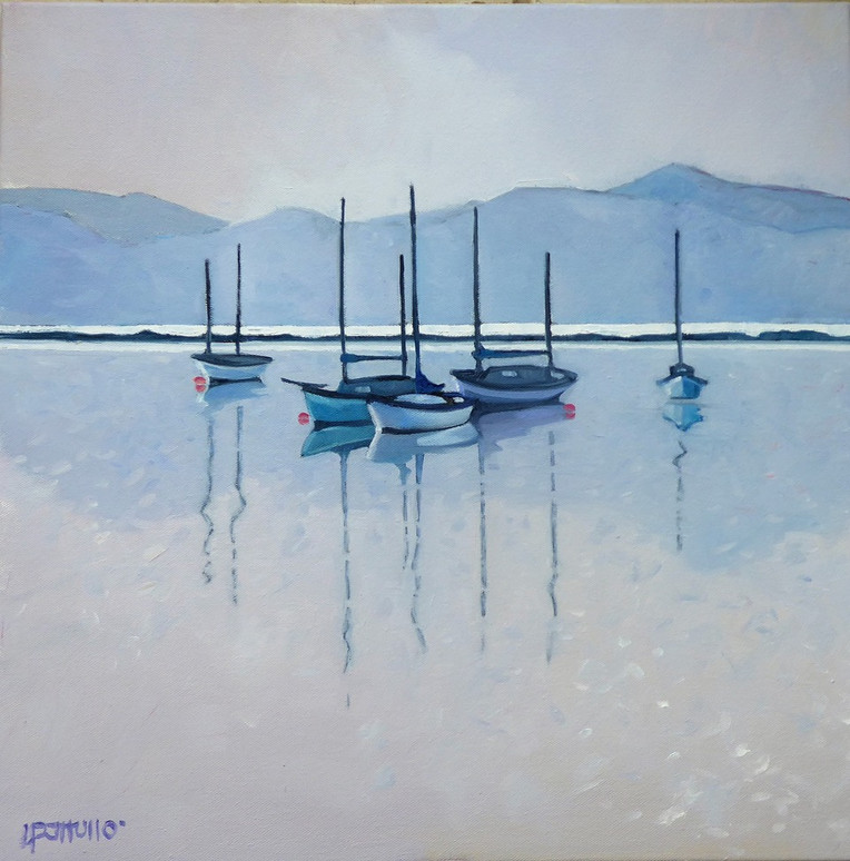 reflections 20x20in