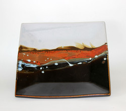 Sushi plate or small platter
