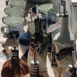 Bottles and mugs