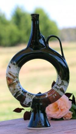 Hittite wine jug