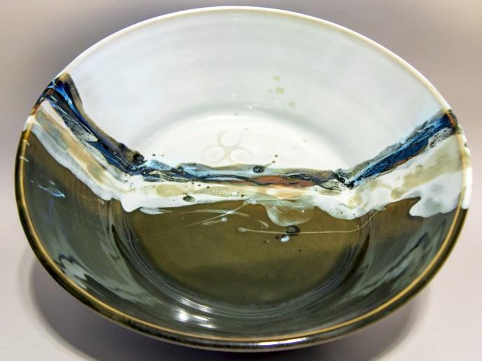 Giant bowl