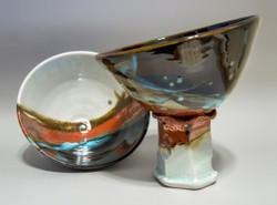 Plinth bowls