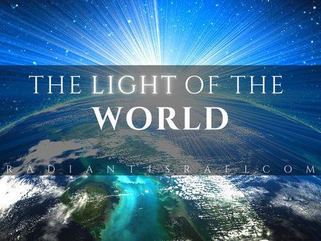 The Light of The World - Day 2 Exploring Passover