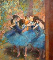 Edgar Degas 1834-1917 - French Impressio