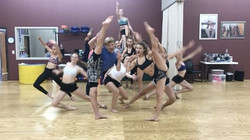 LOVED 💜 working with these fabulous and talented dancers from __5678_dancestudio and cannot wait to