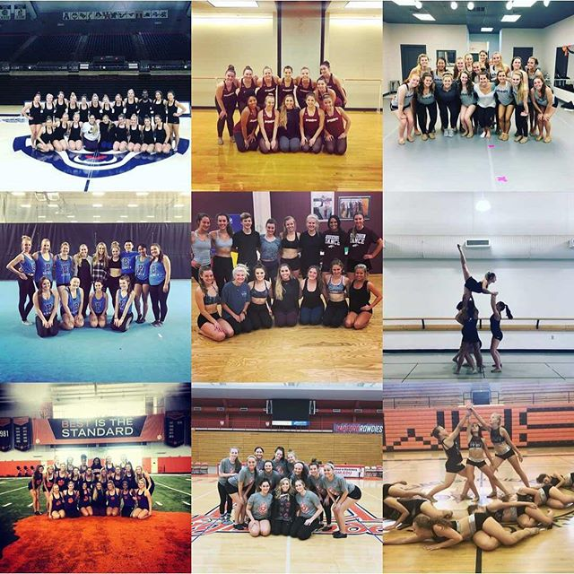 Happy New Year to all of our teams! 🎉 2017 was an amazing year for dance! Wishing all our dancers a