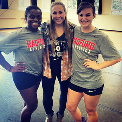 #tbt to working with my Radford Rockers for the 5th year in a row! Can't wait to see this talented t